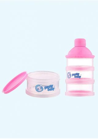 Baby Removable Milk Powder Food Container Box