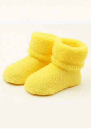 Baby Soft Cotton Socks