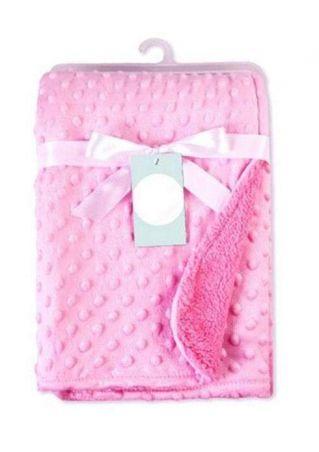 Baby Coral Velvet Blanket