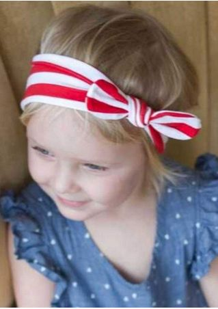 Baby Stripe Cotton Headband