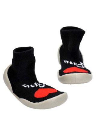 Baby Indoor Floor Learning To Walk Anti Slip Socks Shoes