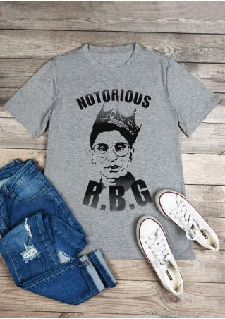 Notorious O-Neck Short Sleeve T-Shirt