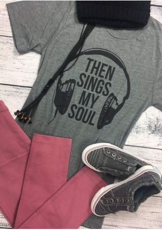 Then Sings My Soul T-Shirt