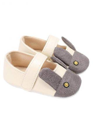 Baby Bunny Color Block Shoes