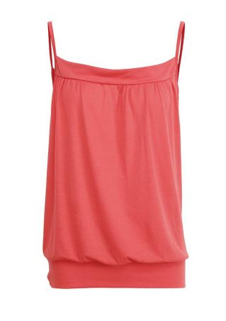 Solid Ruched Spaghetti Strap Camisole