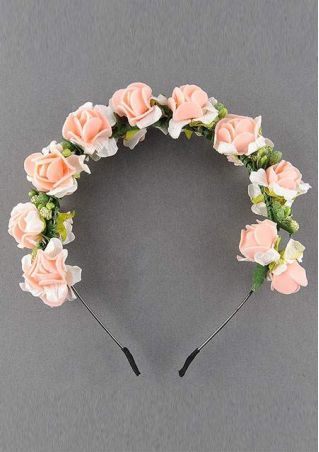 Flower Garland Cute Hairband