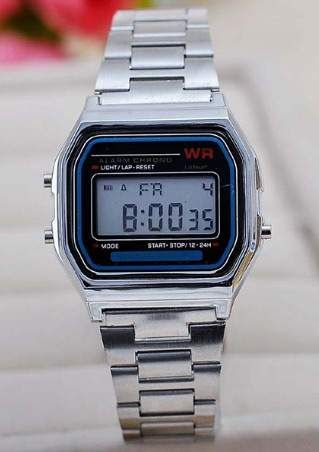 LED Digital Display Wrist Watch