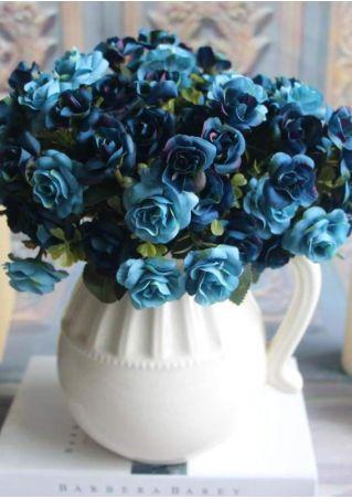 Artificial Rose Bridal Party Decor Peony