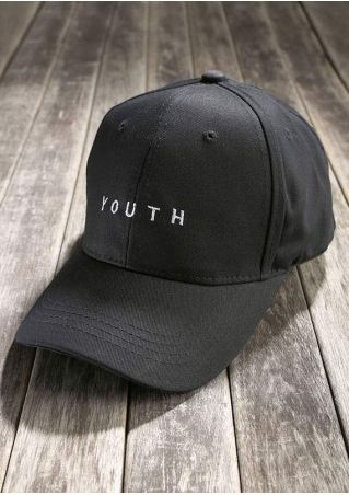 Youth Adjustable Baseball Hat