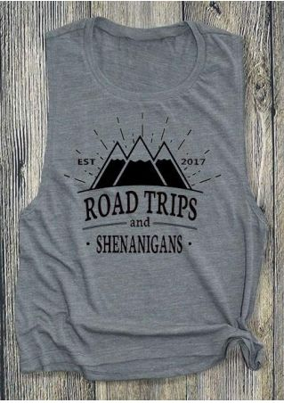 Road Trips And ShenanigansTank