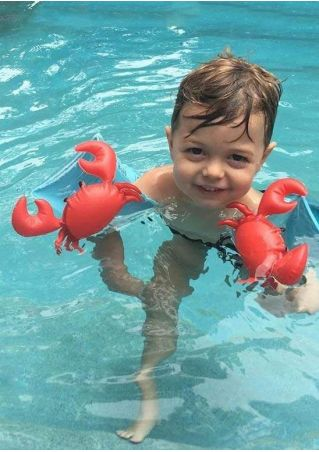 Inflatable Crab Arm Bands