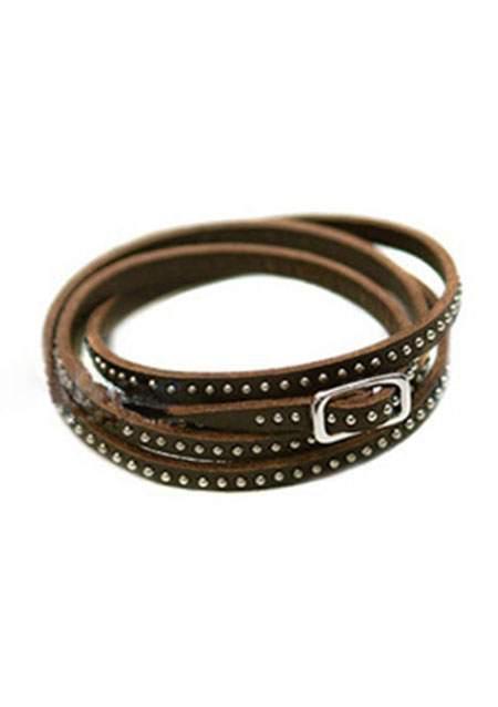Multi-Layered Leather Rivet Stud Bracelet
