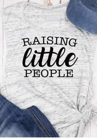 Raising Little People Tank