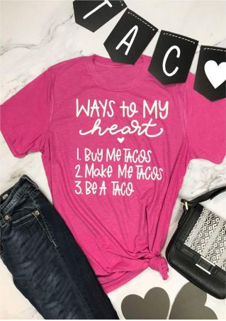 Ways To My Heart T-Shirt