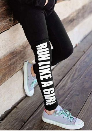 Run Like A Girl Skinny Leggings
