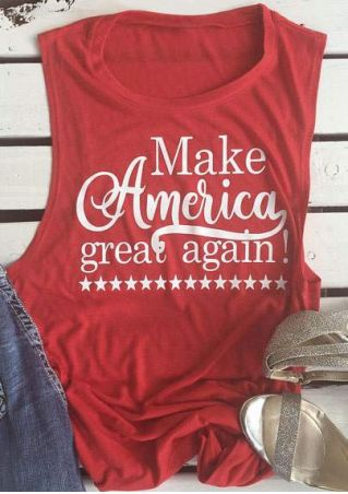 Make America Great Again Tank