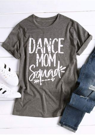 Dance Mom Squad Arrow T-Shirt