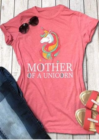 Mother Of A Unicorn T-Shirt