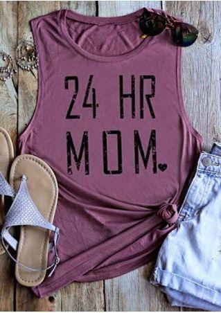 24 Hr Mom Heart Tank