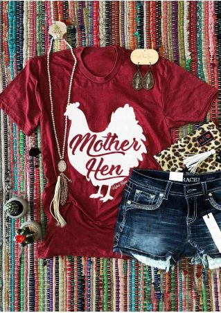 Mother Hen Short Sleeve T-Shirt