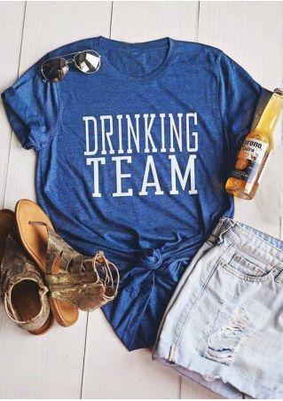 Drinking Team Short Sleeve T-Shirt