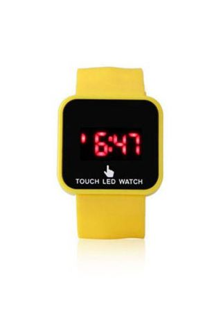 Digital LED Touch Screen Wristwatch