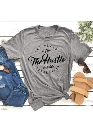 The Hustle Is Sold T-Shirt