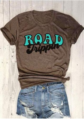 Road Tripping Short Sleeve T-Shirt