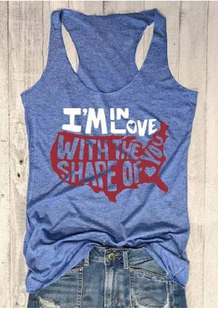 I'm In Love With The Shape Of You Tank