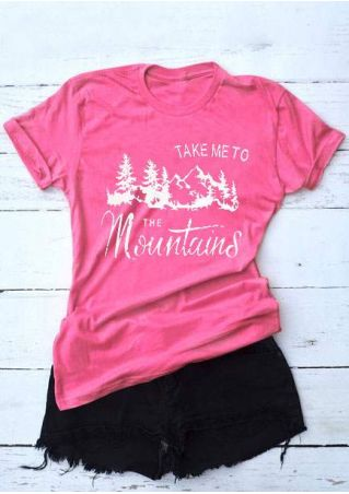 Take Me To The Mountains T-Shirt