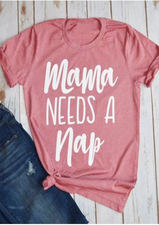Mama Needs A Nap T-Shirt
