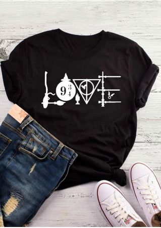 Love Harry Potter Sorting Hat T-Shirt