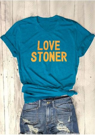 Love Stoner Short SLeeve T-Shirt