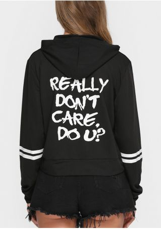 Really Don't Care Do U Hoodie