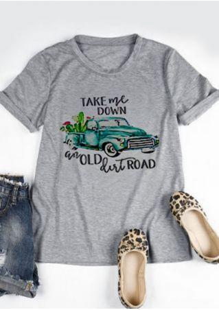Take Me Down An Old Lest Road T-Shirt