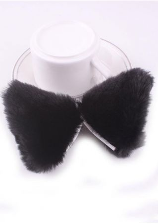 Faux Fur Simulation Cat Ear Cosplay Prop