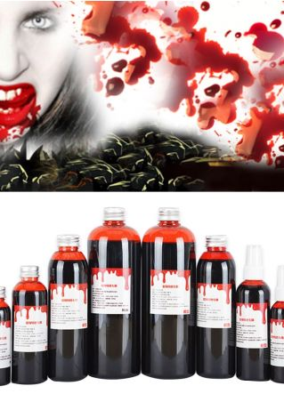 Halloween Film Television Spoof Props Blood