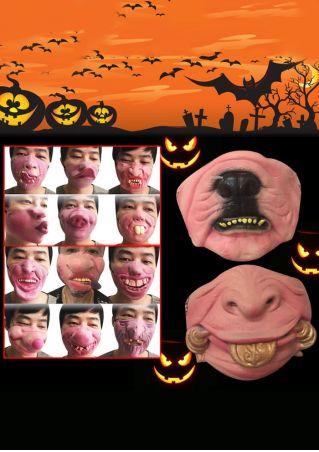Halloween Tricks Costume Cosplay Mask