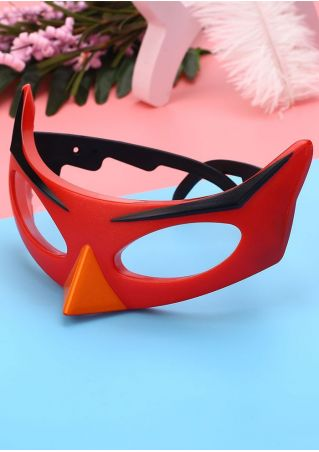 Plastic Cosplay Bird Glasses