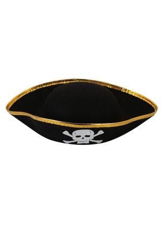 Halloween Party Costume Pirate Cap
