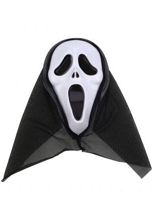 Halloween Costume Masquerade Horror Face Mask
