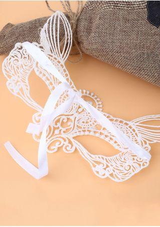 Halloween Elf Lace Masquerade Mask