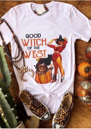 Halloween Good Witch Of The West T-Shirt