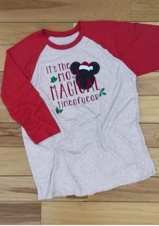 Most Magical Mouse Baseball T-Shirt