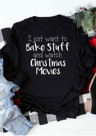 Watch Christmas Movies Long Sleeve T-Shirt