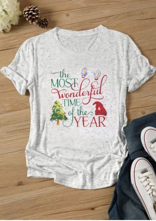 The Most Wonderful Time T-Shirt