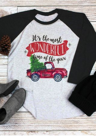It's The Most Wonderful Time T-Shirt
