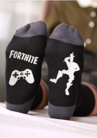 Fortnite Gamepad Character Socks
