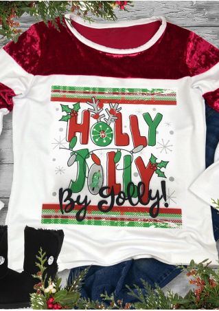 Holly Jolly By Golly T-Shirt
