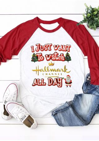Watch Hallmark Channel Baseball T-Shirt